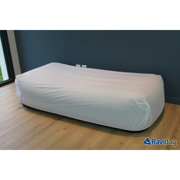 matelas gonflable intex rest bed fiber tech 1 place. Black Bedroom Furniture Sets. Home Design Ideas
