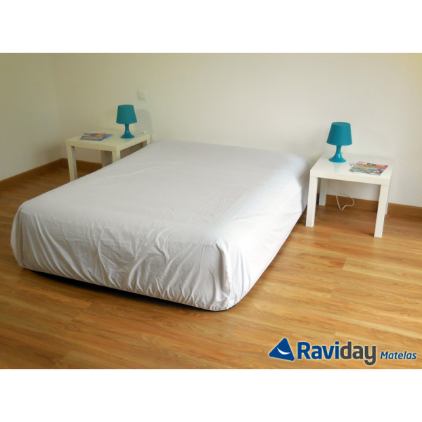 Matelas gonflable électrique 2 places Intex Rest Bed Fiber-Tech
