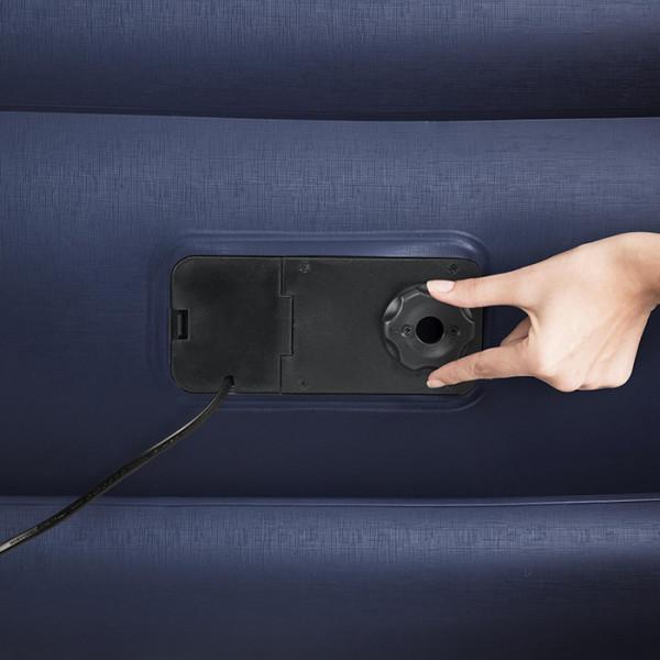 Matelas gonflable électrique Bestway Tritech 56cm 2 places