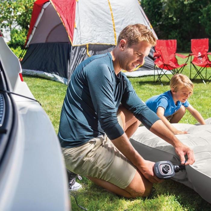 Gonfleur électrique Intex 12V Camping
