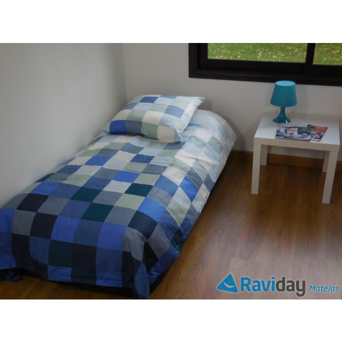 Intex 64422 matelas gonflable rest bed fiber tech