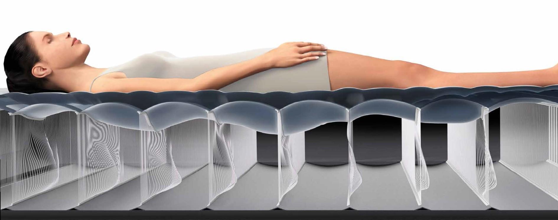 matelas gonflable lectrique deluxe rest bed 2 places fiber tech 152x203x42 ebay. Black Bedroom Furniture Sets. Home Design Ideas