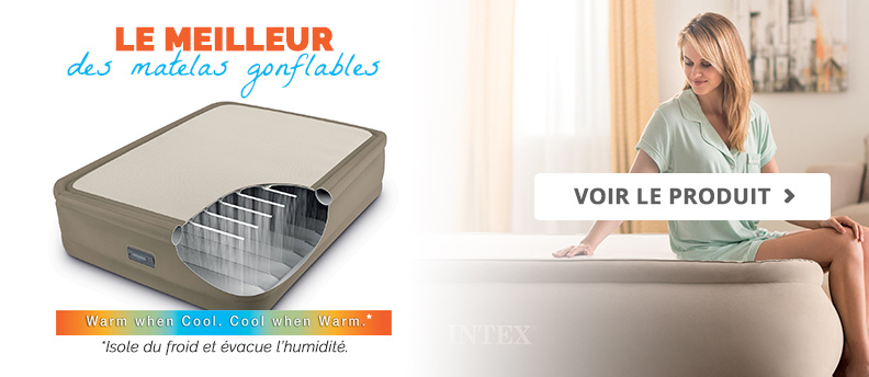 Matelas gonflable Intex Premaire Thermalux